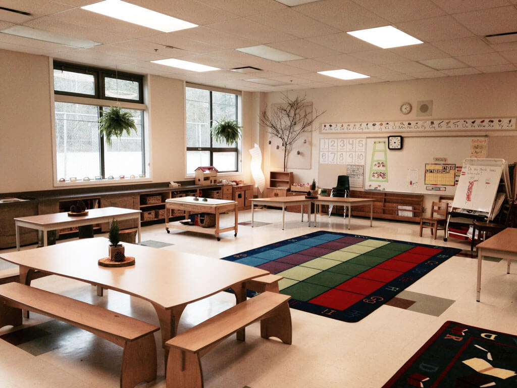 Images Of Elementary Classrooms ~ Calming the colours a classroom makeover at lynnmour