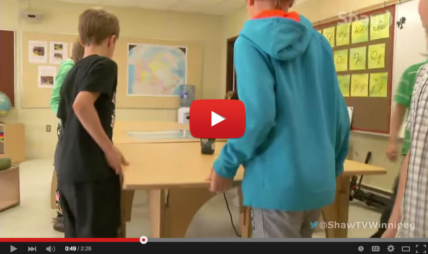 Video: Movable Classroom