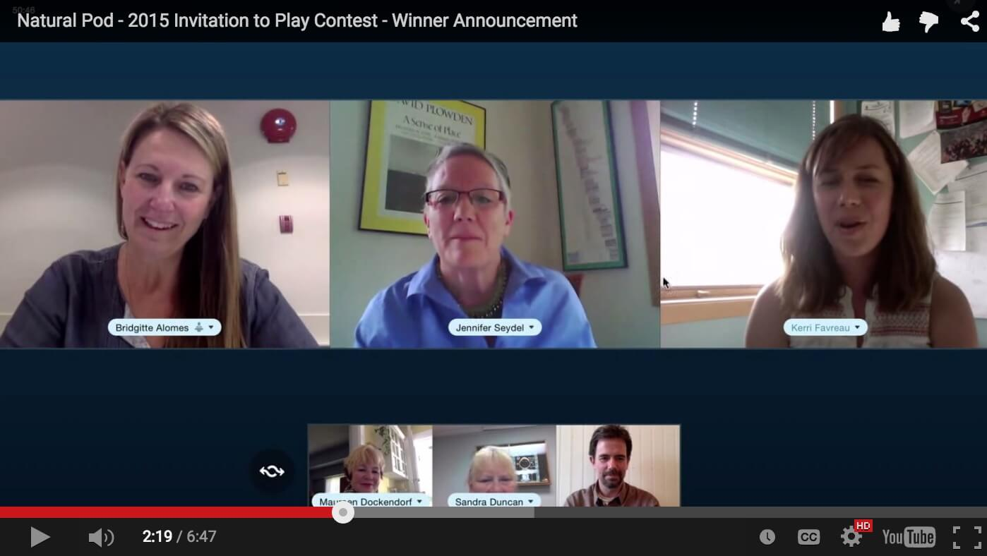 Winning Entry in our Share Your Invitation to Play ~ Win a $5000 Classroom Giveaway