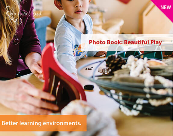 Natural Pod - Photo Book - Beautiful Play
