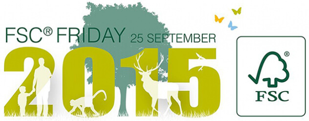Celebrate Forest Stewardship Council (FSC) Friday