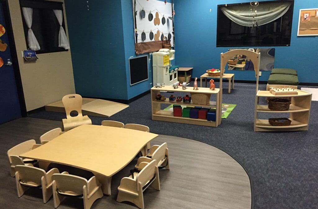 Photos and Video: Mariners Church Preschool New Space