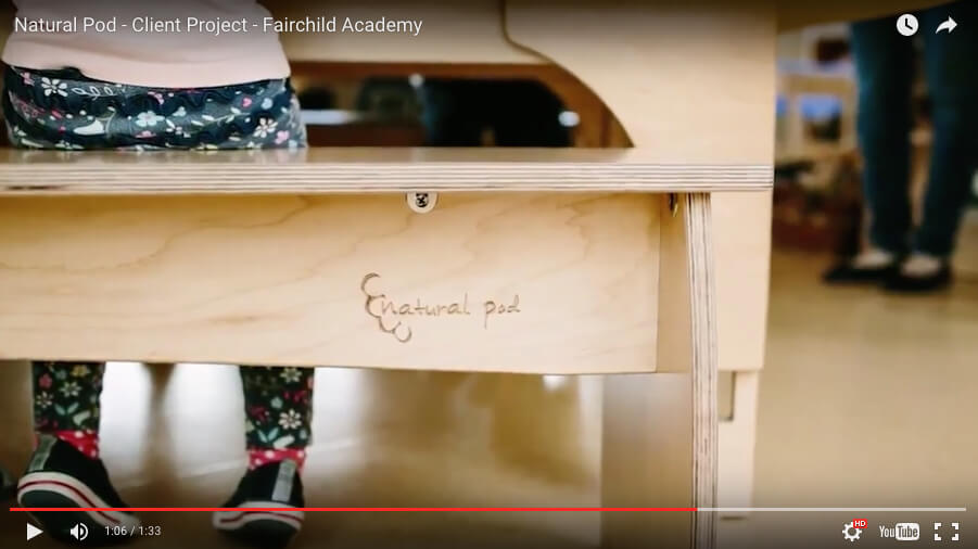 Video: Featured New Project ~ Fairchild Junior Academy in Hong Kong