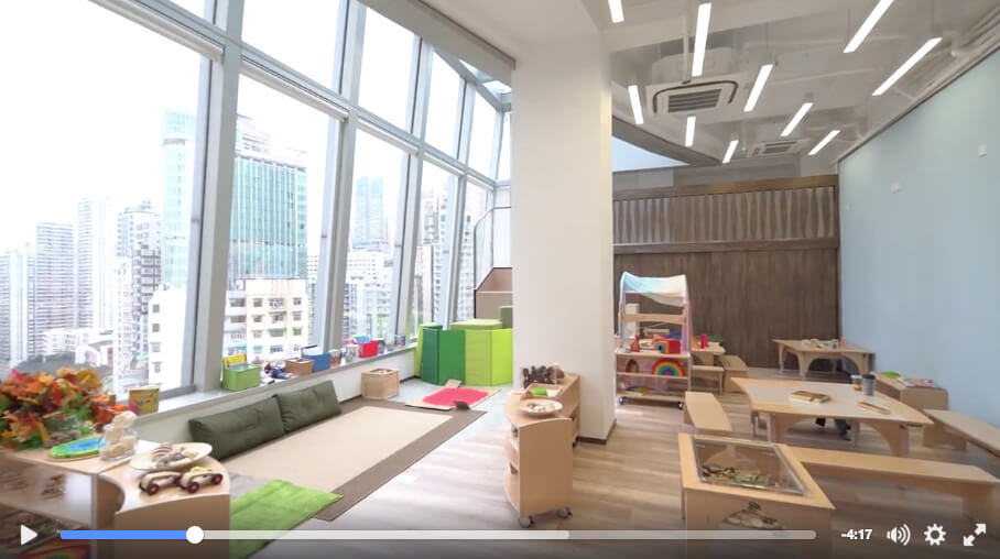 Video: Better Learning Environments with Fairchild Academy in Hong Kong