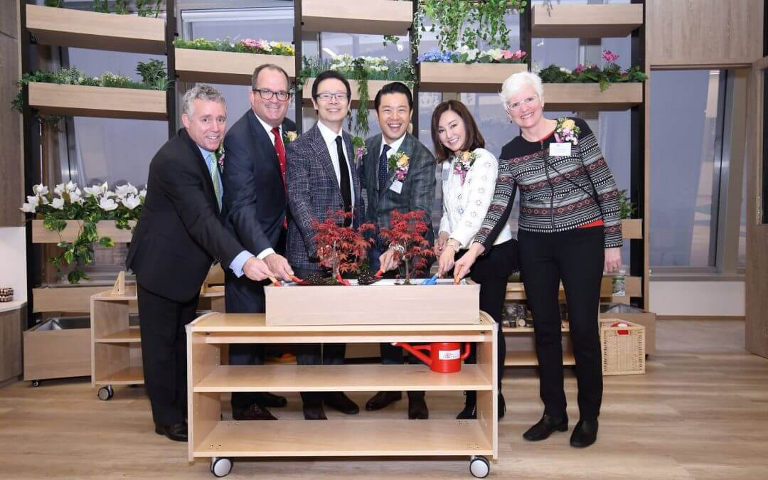 Fairchild School Celebrates Opening with Natural Pod and Consulate General of Canada in Hong Kong & Macao