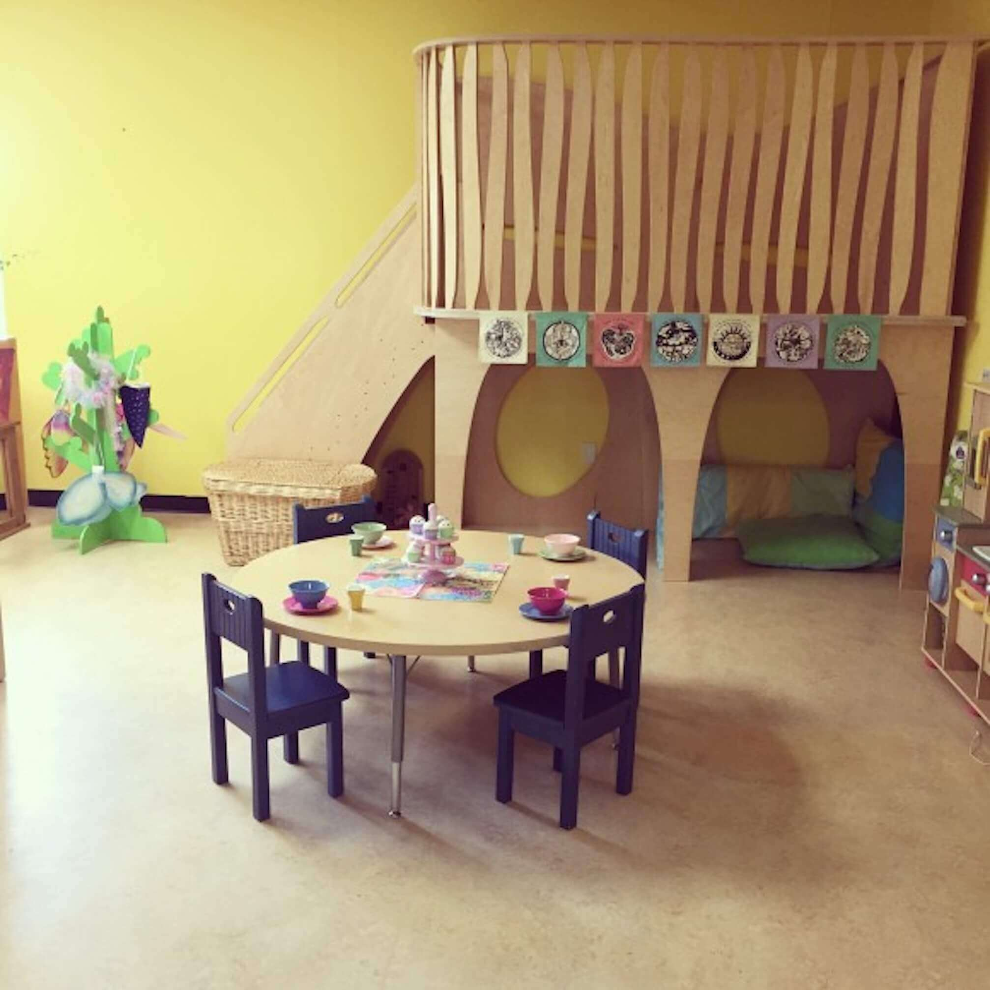 Initial Reactions and Conversations Sparked by Natural Pod's Play Loft