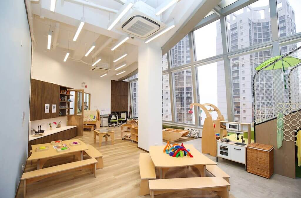 Video and Photos: Fairchild Junior Academy Celebrates Opening with Natural Pod in Hong Kong