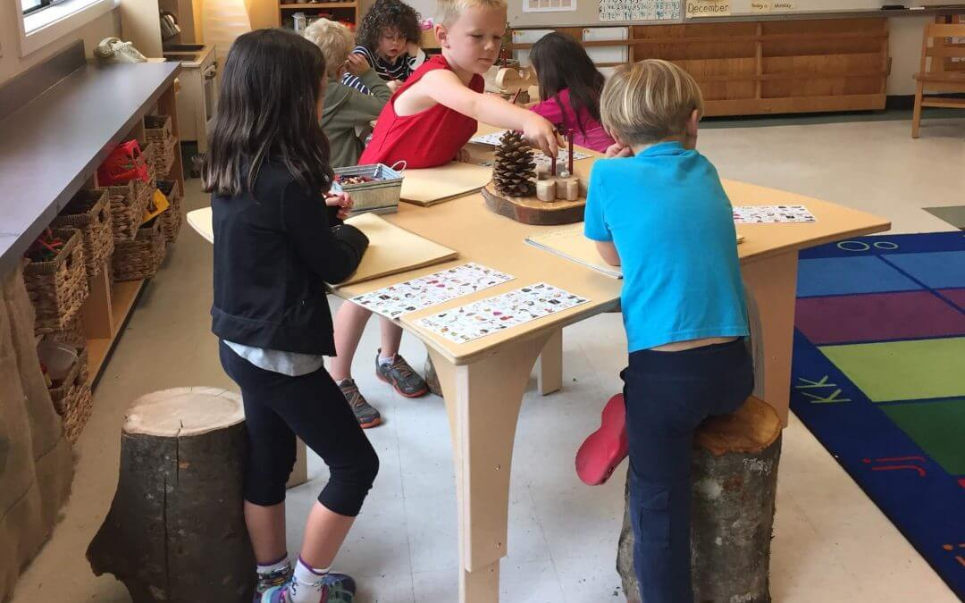 Standing Height Tables Enable Better Creativity and Learning