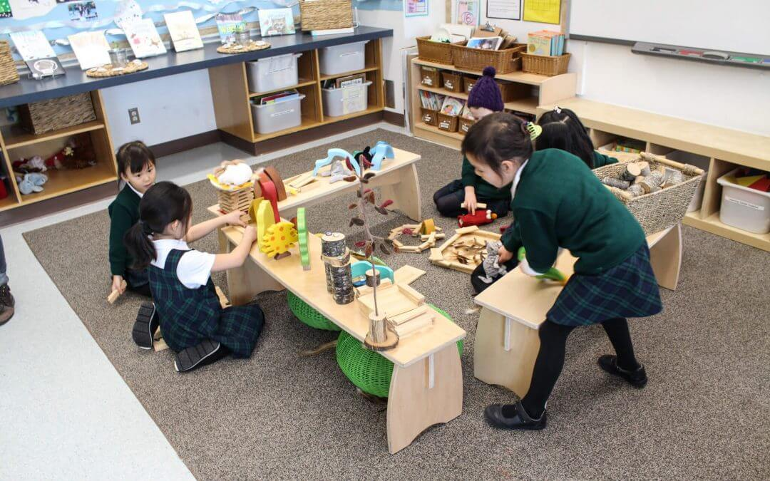 Loose Parts for Better Learning and Play