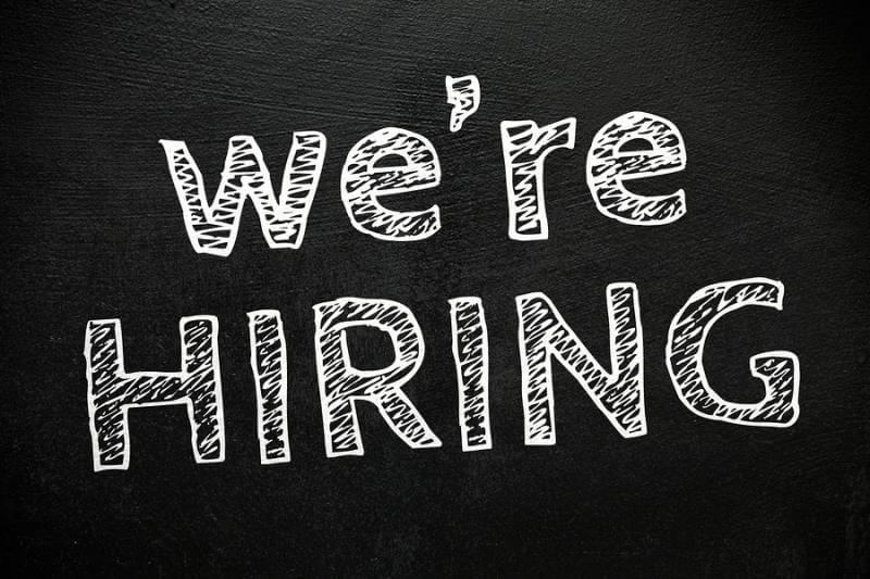 We're Hiring – Sales/Account Managers
