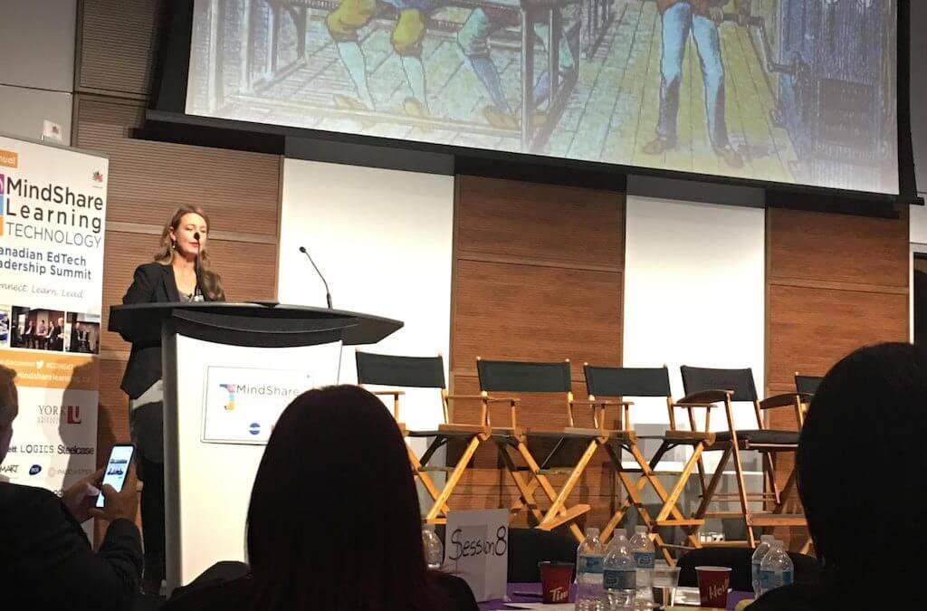 Natural Pod CEO Reflects on Canadian EdTech Summit and Role of Intention in School Design