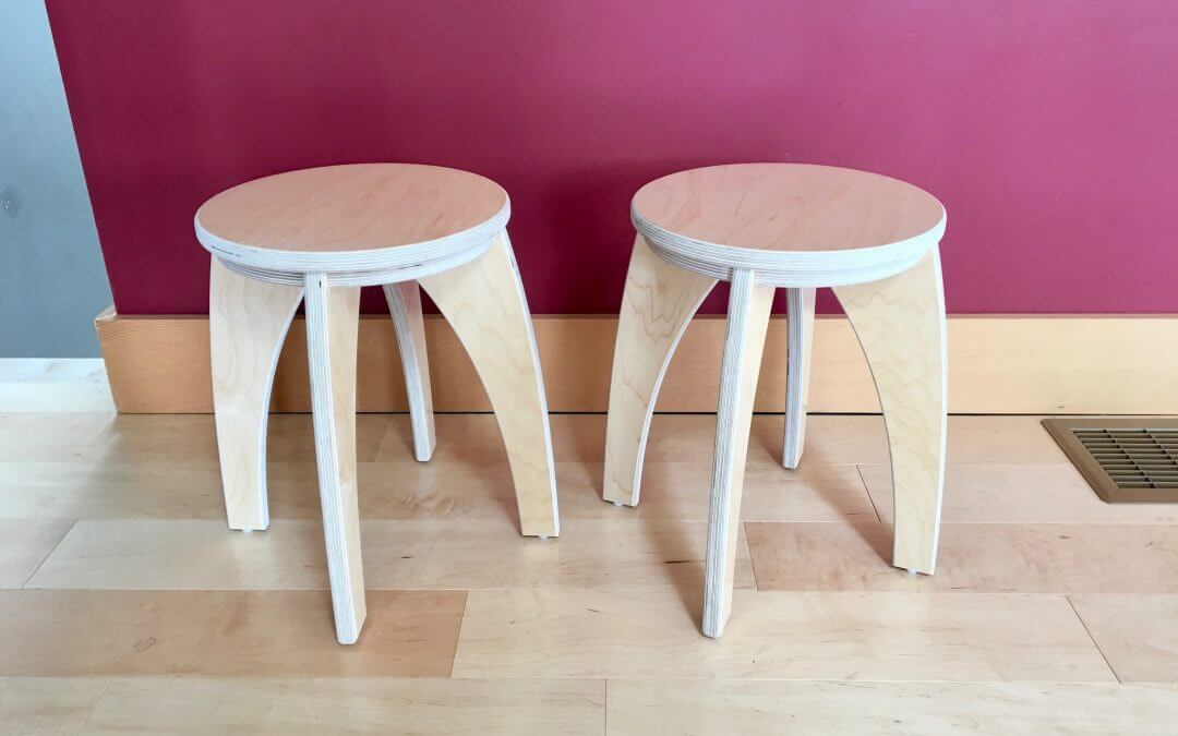 Did You Win a Pair of Stools in Our Winter 2019 Giveaway Contest?