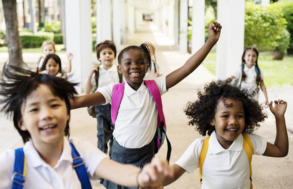 Schools Nurture Resilience of Children and Societies