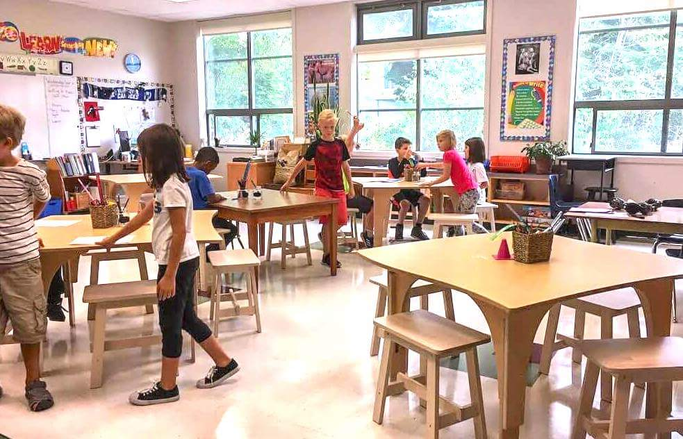 Research: Do Teachers Want Flexible Collaborative Classrooms?