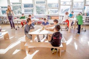 Natural Pod – Caulfeild Elementary – Sustainable Classroom