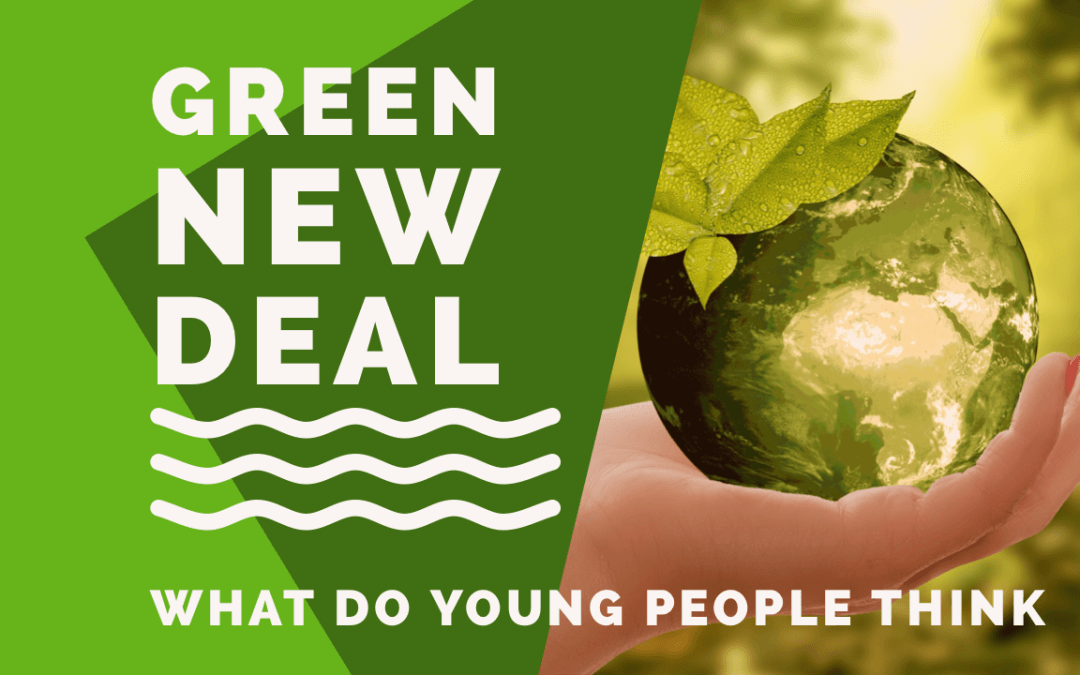How Young People Feel About The 'Green New Deal'