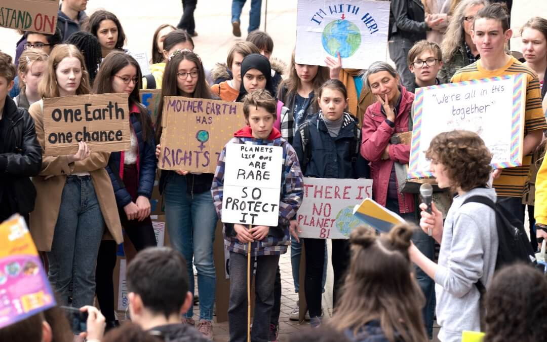 What Are Students Hoping To Achieve During The Global Student Climate Strike?