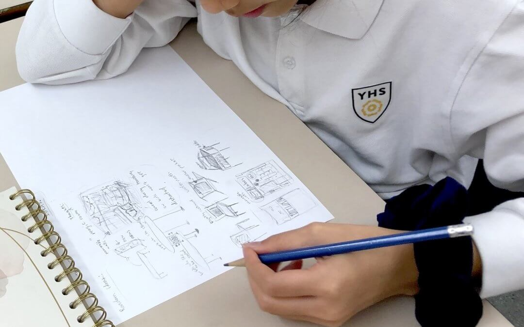 How Students Collaborate To Create Their Dream Classroom