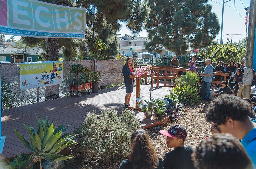 Join us at SXSW EDU 2020: Meet Co-Panelist Alison Diaz From Environmental Charter Schools