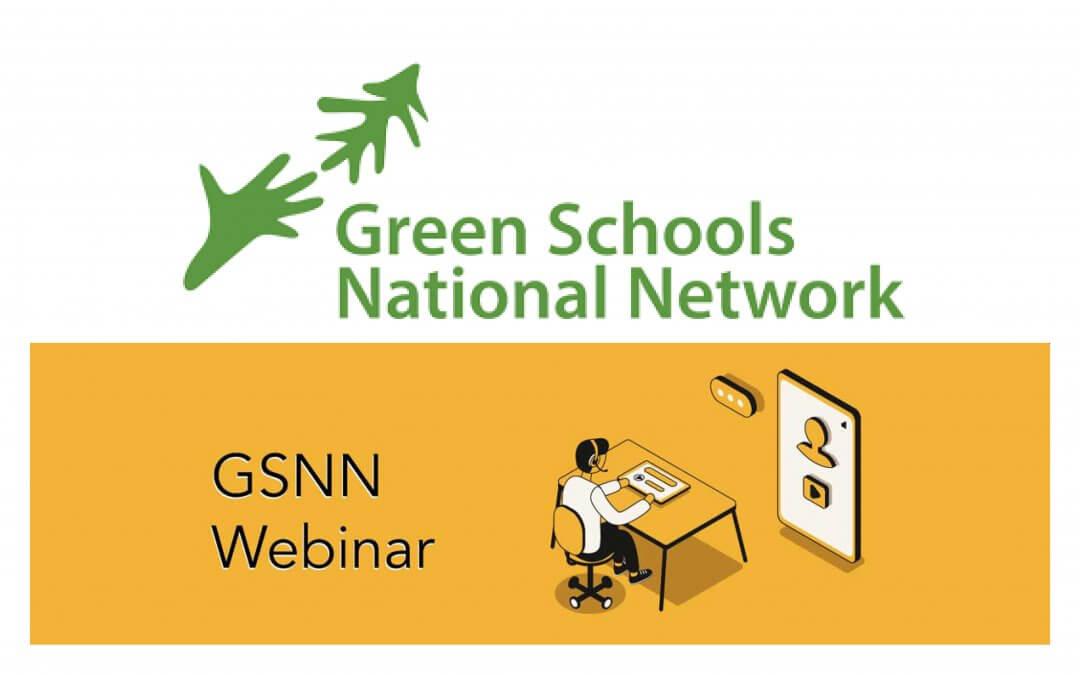 Green Schools National Network 'Best Of The Best' Webinar
