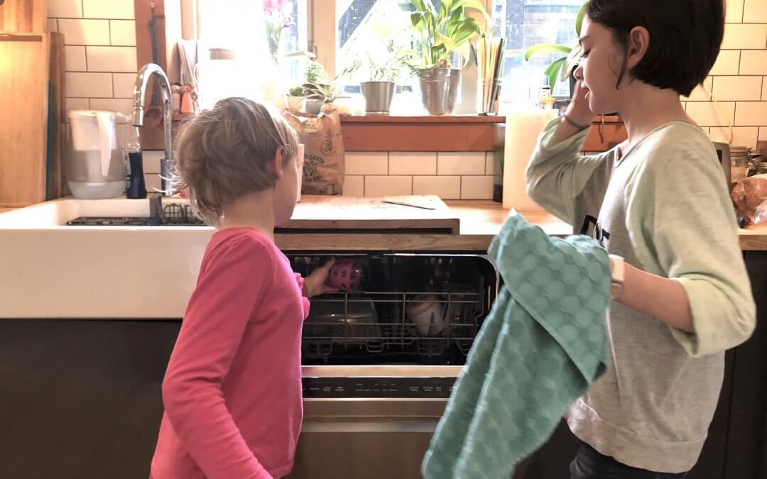 Learning Essential Life Skills At Home