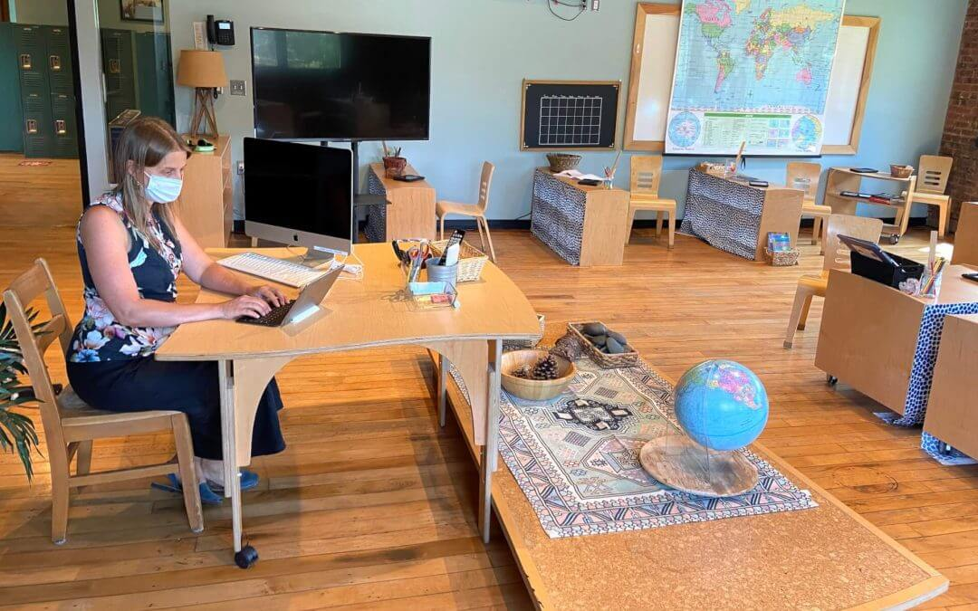 How Voyagers' Community School Have Adapted Their Spaces For This New Era Of Learning