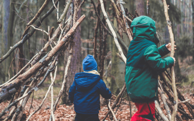What You Really Need To Create Outside Play And Learning Experiences
