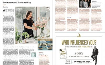 Natural Pod Recognized in the BCBusiness 2021 Business of Good Awards!