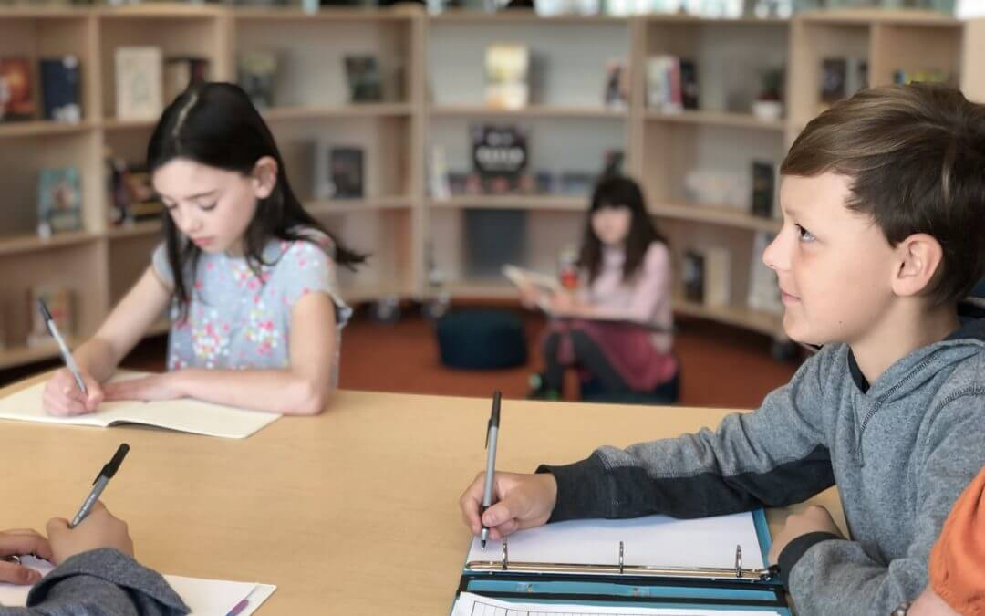 To set students up for success, learning spaces can't be an afterthought