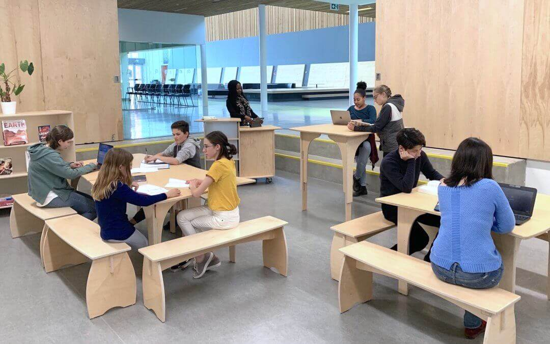 We're ready to help transform yourlearning spaces over the summer