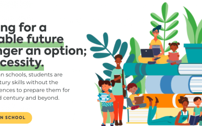 Green Schools National Network's new look for a stronger impact
