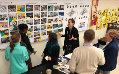 Student voice informs learning space design