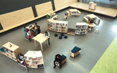 Including student voice in learning space creation