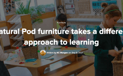 Natural Pod furniture takes a different approach to learning